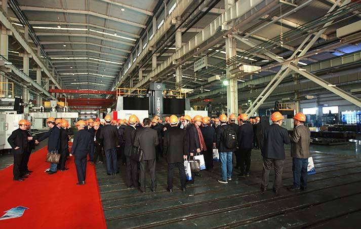 2015海天精工核心伙伴战略峰会暨新产品推介会议盛大召开