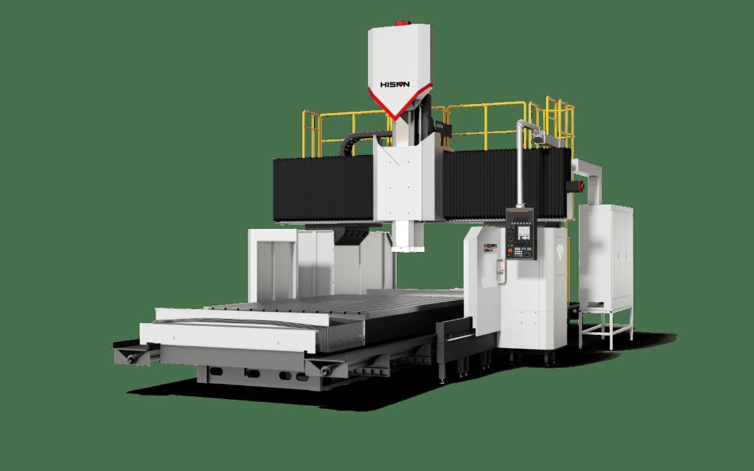 模块化设计助力风电行业—海天精工GRUⅡ系列